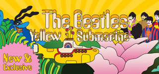 Beatles Yellow Submarine Special